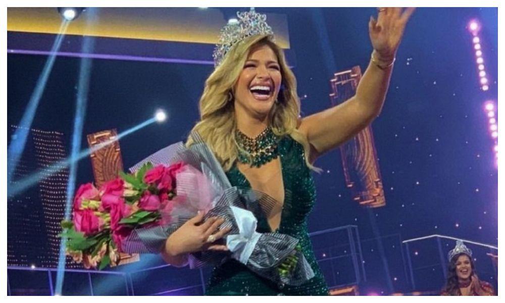 La ganadora de Nuestra Belleza Latina por primera vez es ...