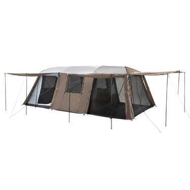Dune Fraser 3 Room Tent Khaki | Anaconda  sc 1 st  Pinterest & Dune Fraser 3 Room Tent Khaki | Anaconda | The great outdoors ...