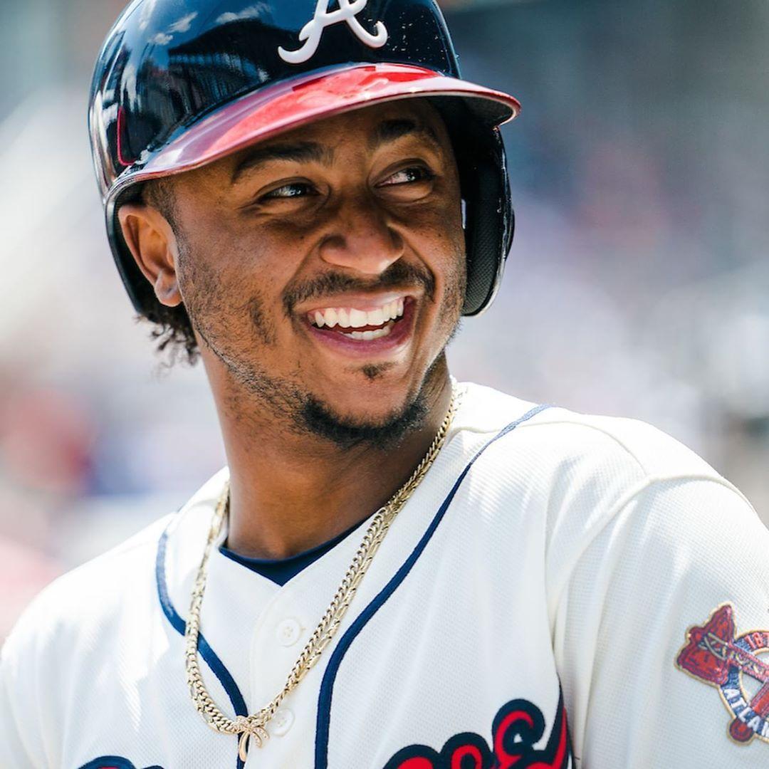 Atlanta Braves Thinking About Baseball Makes Us Smile In 2020 Atlanta Braves Braves Atlanta