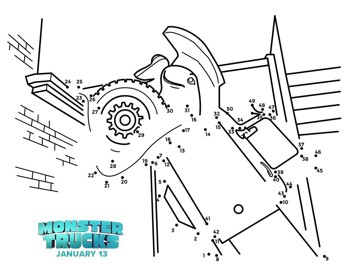 16+ Dinotrux skya coloring pages info