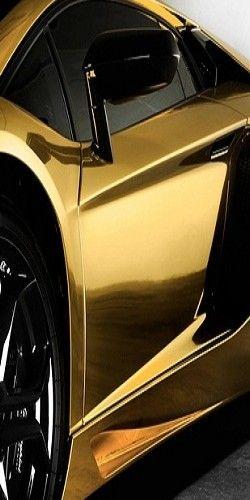 New York Millionairess Lamborghini Sexy Cars Gold Lamborghini