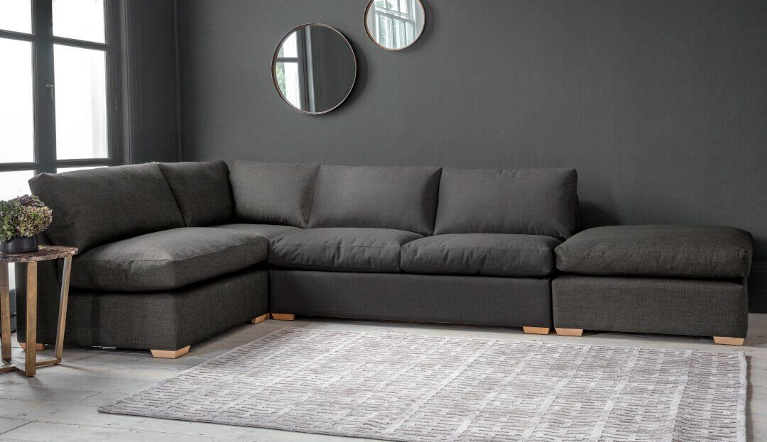 Create Your Perfect Space With This Modular Sofa Bed Range Complete With The Choice Of Two Seater Corner And Sing Corner Sofa Sofa Bed Design Corner Sofa Bed