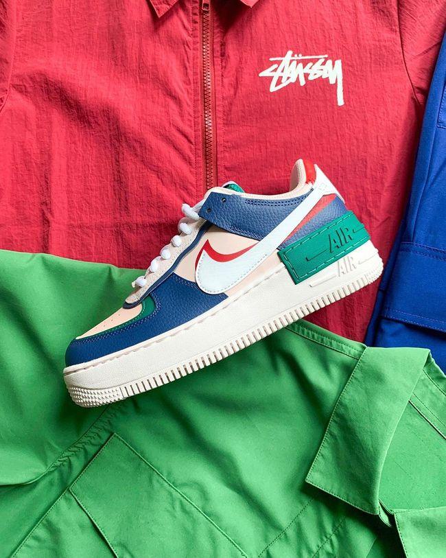 ???????????? | Nike air force, Basket tendance, Nike air