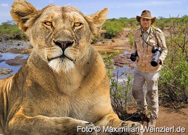 Maximilian Weinzierl – Fotografie – Blog: Achtung Vortrag: Serengeti in Ingolstadt