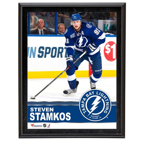 c8c8820ff Steven Stamkos Tampa Bay Lightning Fanatics Authentic 10.5