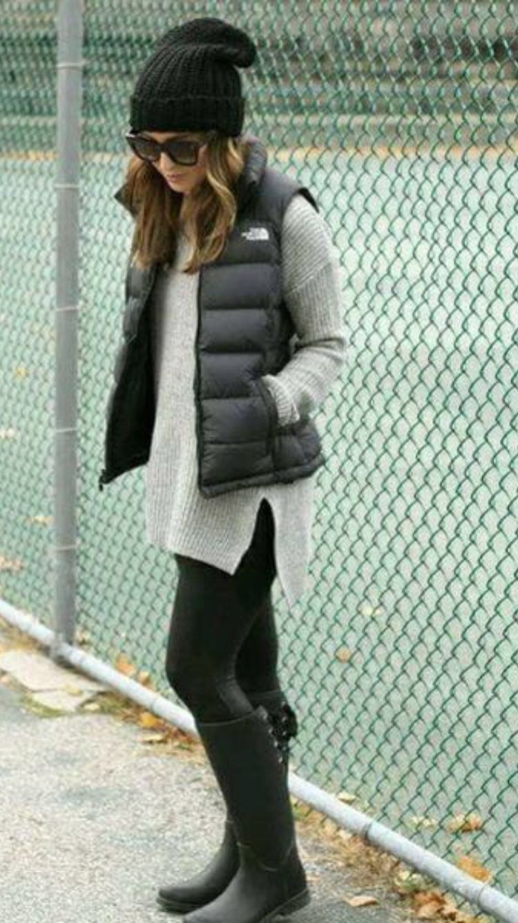 Winter Outfit Rainy Outfit Casual Winter Outfits Fall