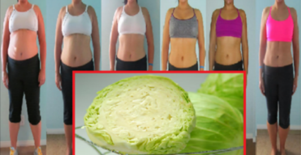 You Can Lose Weight For About 5 Kilos In Just 7 Days Using THIS Natural Home Remedy!