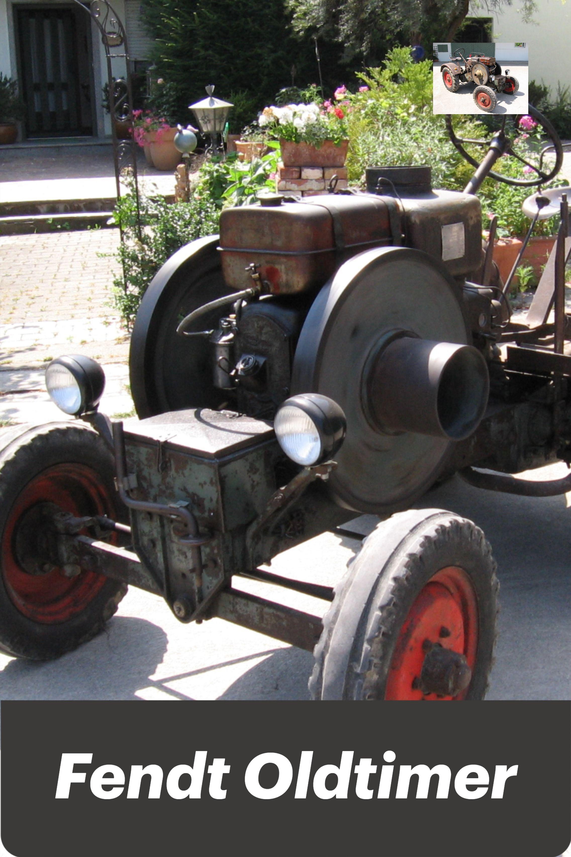 Fendt Oldtimer Infos Videos Und Fotos In 2020 Fendt Oldtimer Fendt Traktor