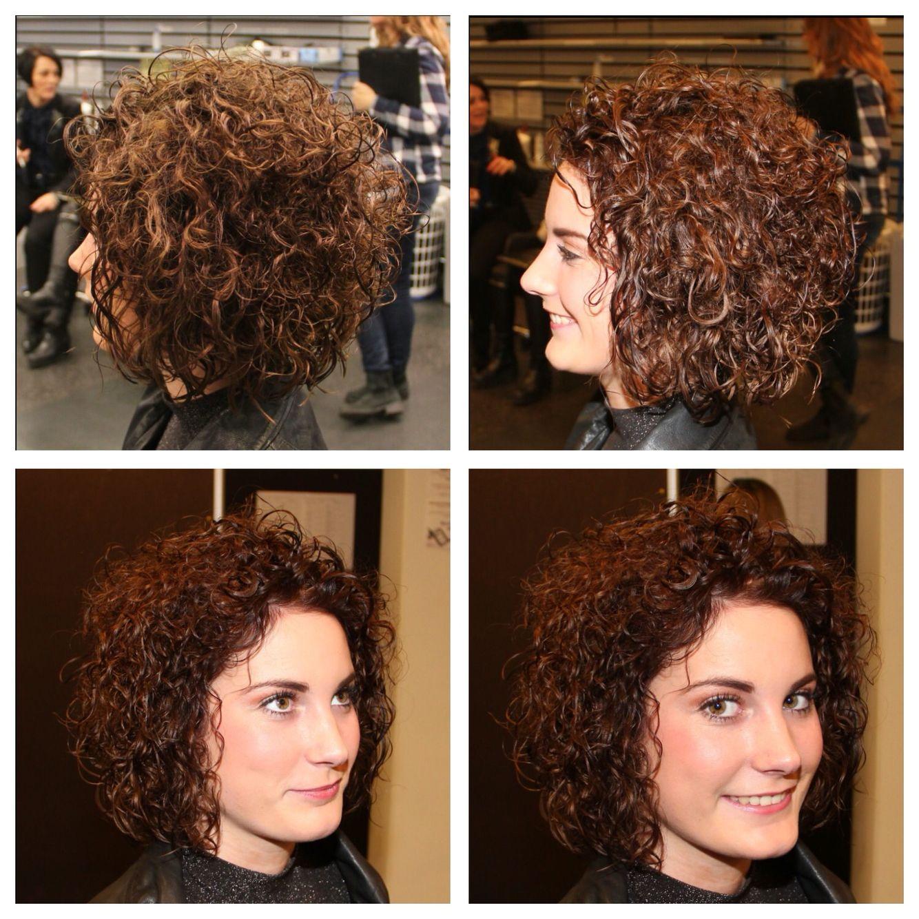 permanent krøller i fint hår