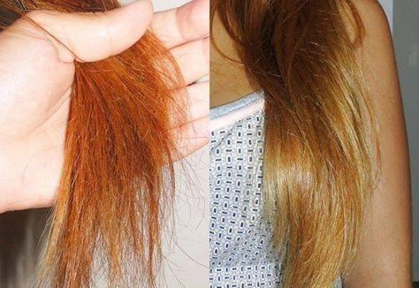 Tratamento De Choque Caseiro Para Cabelos Danificados Hair Tut