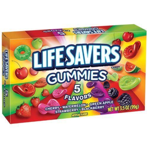 LifeSavers Gummies, 5 Flavor, 3.5-Oun... $11.76 #bestseller