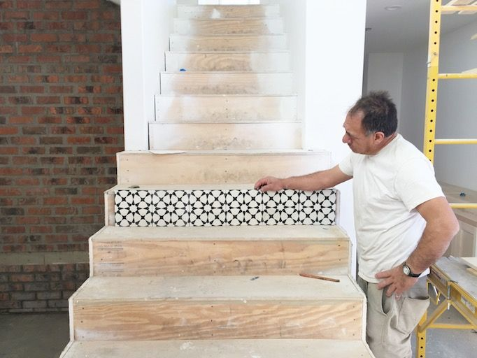 Inspirationpagesepsitename Tile Stairs Stairways | Installing Carpet On Concrete Stairs