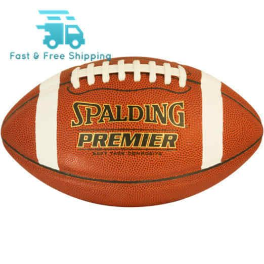 Spalding Premier Official Football Super Bowl 2017 Football Game Sports Houston