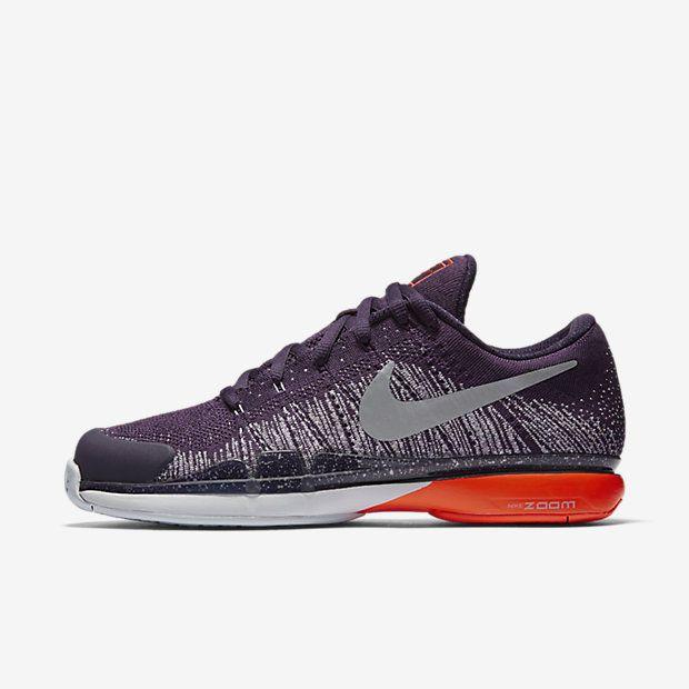 Purple Mens Zoom Tennis 5 Grand Shoes Nike 885725 Flyknit Vapor 9 OkTiZXPu