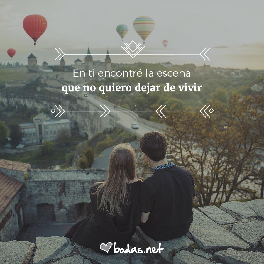 Frases Románticas Para Tu Pareja Frases De Amor Pinterest Amor