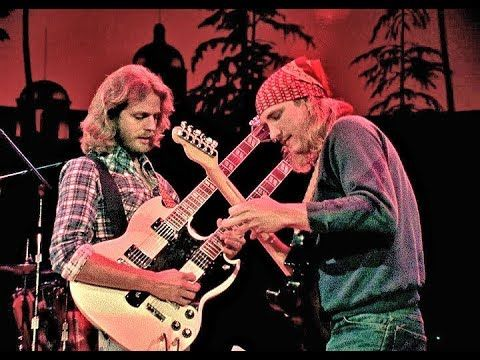 4k The Eagles Hotel California Live At The Capital Center