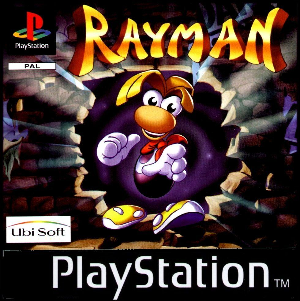 test rayman playstation video games pinterest