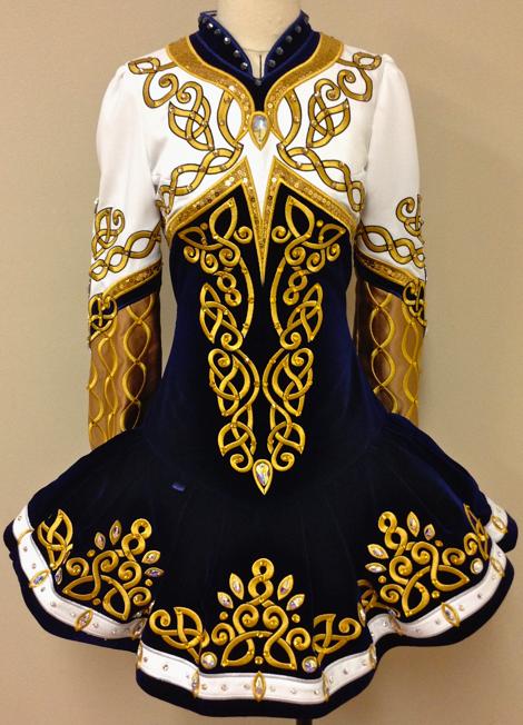 Prime Dress Designs Irish Dance Solo Dress Costume