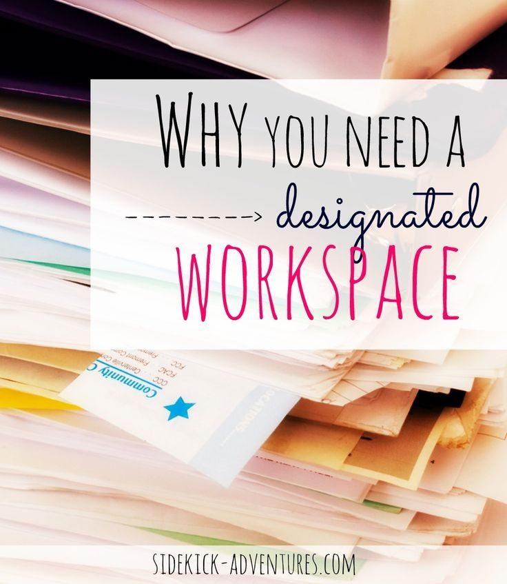 Home Decor Home Based Business: Having Your Own Work Space Is Important For Productivity