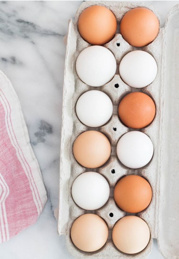 For women with eggs that take everything from life