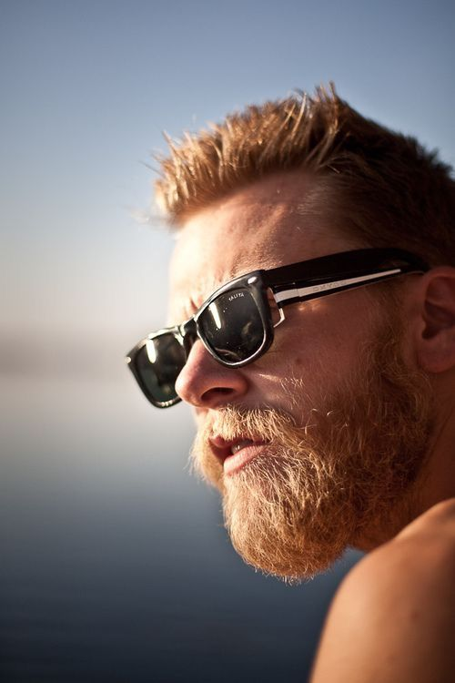 #beard   Mens sunglasses, Square sunglasses, Square sunglass