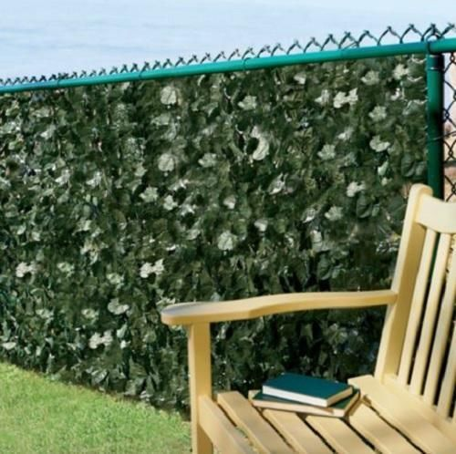 36 Quot X120 Quot Faux Ivy Wall Fence Privacy Screen Outdoor Patio