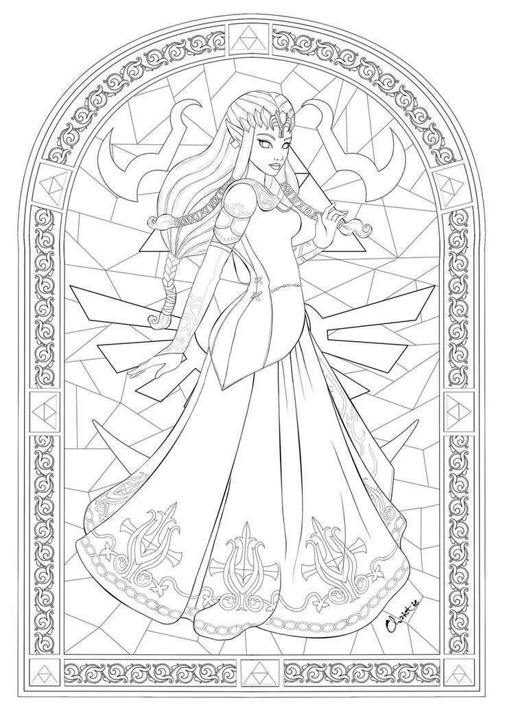 Coloriage Coloring Zelda Coloriage Zelda Coloriage Coloriage Disney
