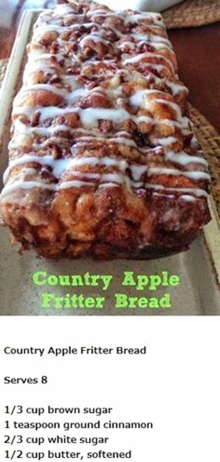Apple Fritter Bread Recipe - Easy Amish Apple Bread Recipes ST1122019 Unique and Apple Fritter Bread Recipe - Easy Amish Apple Bread Recipes ST1122019 Unique and... -