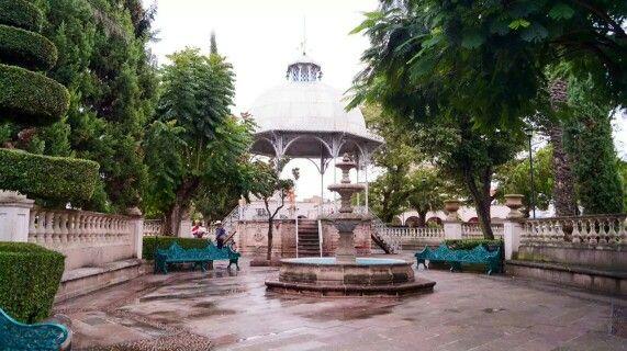 Tlaltenango Zac Jardin Hidalgo Paisajes Mazatlan Tierra