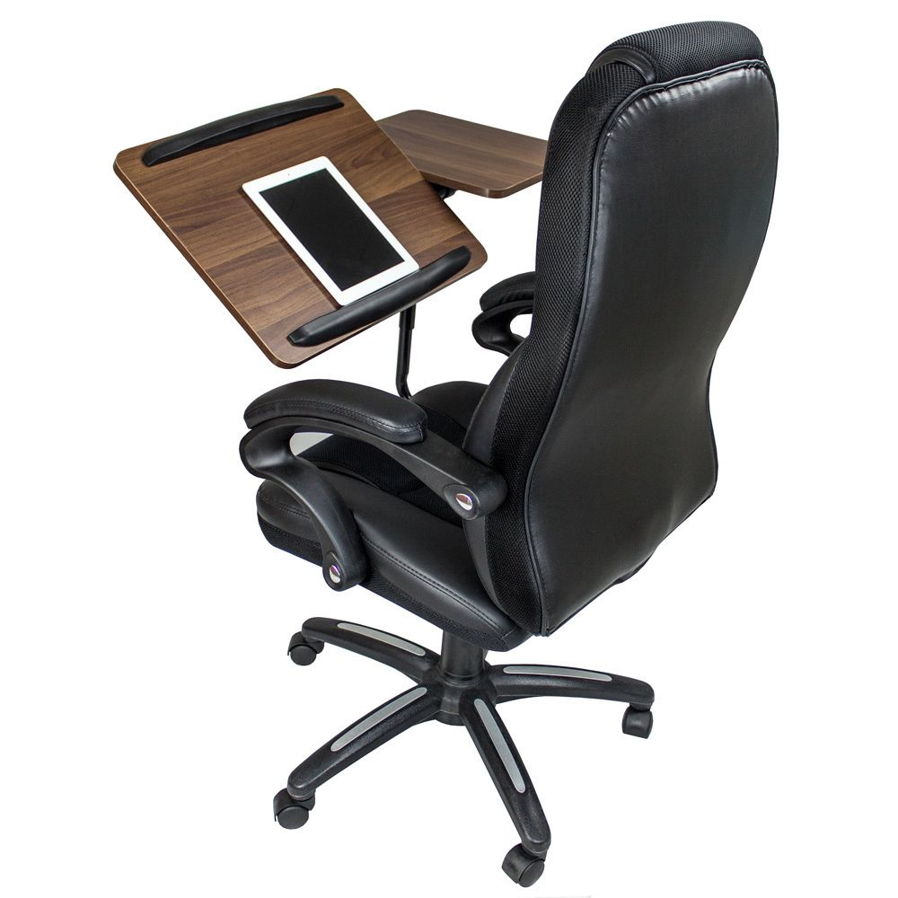 Laptop Chair Desk Guru Tablet Chair Desk Rolling Chair Desks And Wooden Desk