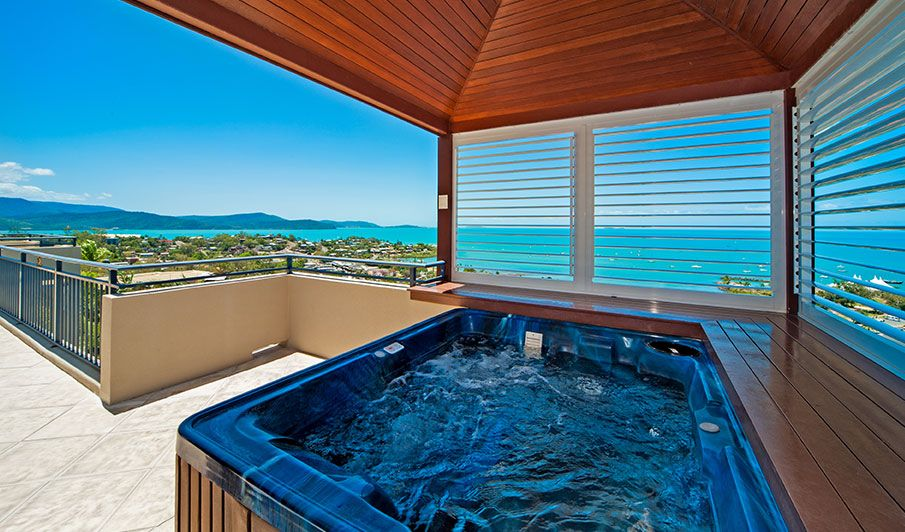 Luxury Airlie Beach Accommodation - Pinnacles Resort and Spa