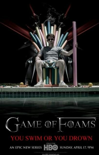Game of Foams