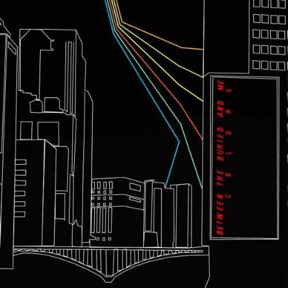 Between The Buried And Mecolors Album Cover Best Album Art Music Blog Piece Of Music