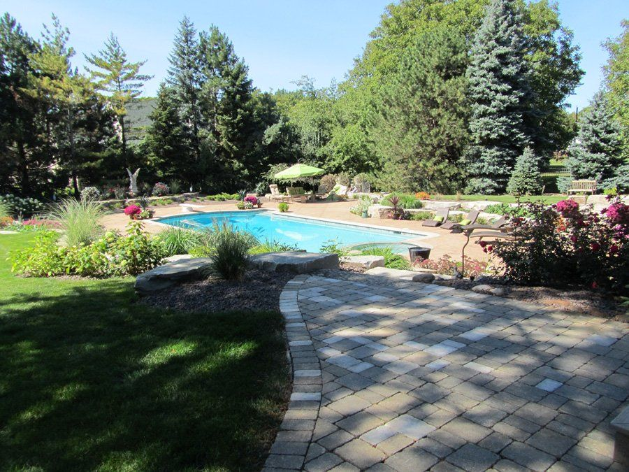 Brick Paver and Hardscape (With images) Lawn and