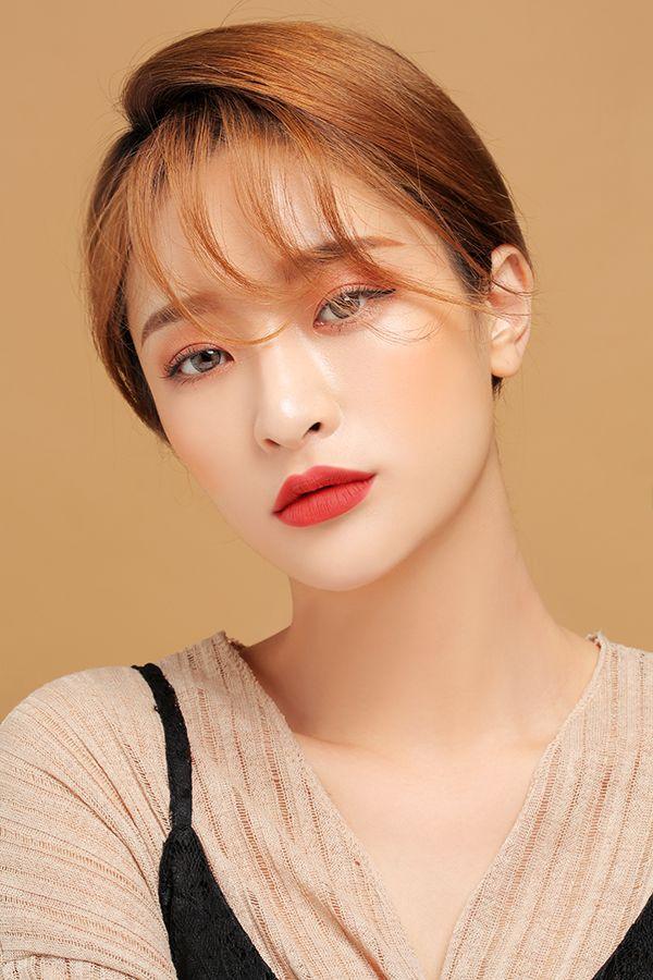 hair | Korean Makeup, Asian Makeup, Models makeup