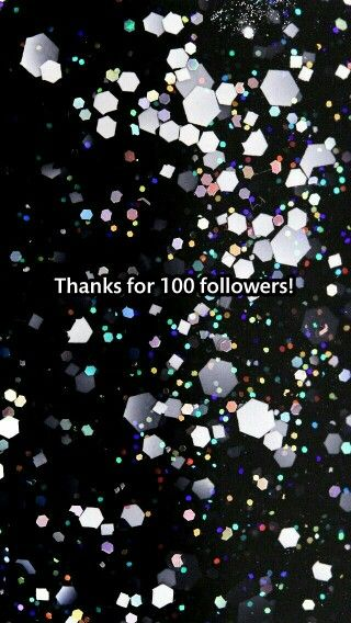 Hi guys! Thank you SO much for ONE HUNDRED followers! Love ya'll!