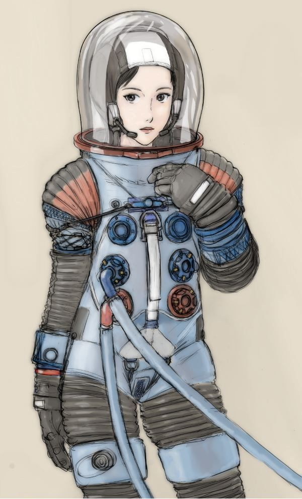 apollo space suit without outer layer my artworks exo
