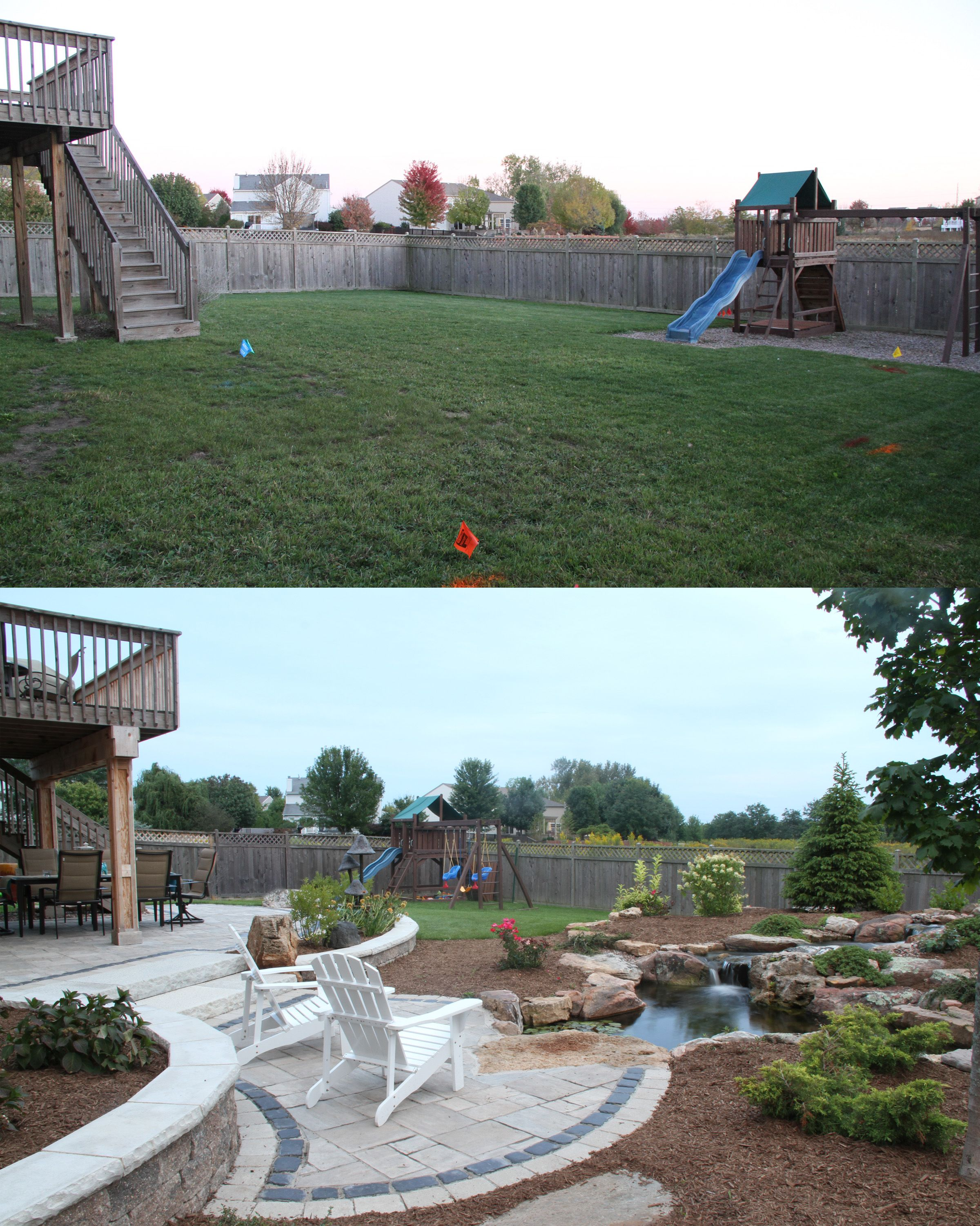 Transformation By Aquascape Designs In St. Charles, IL