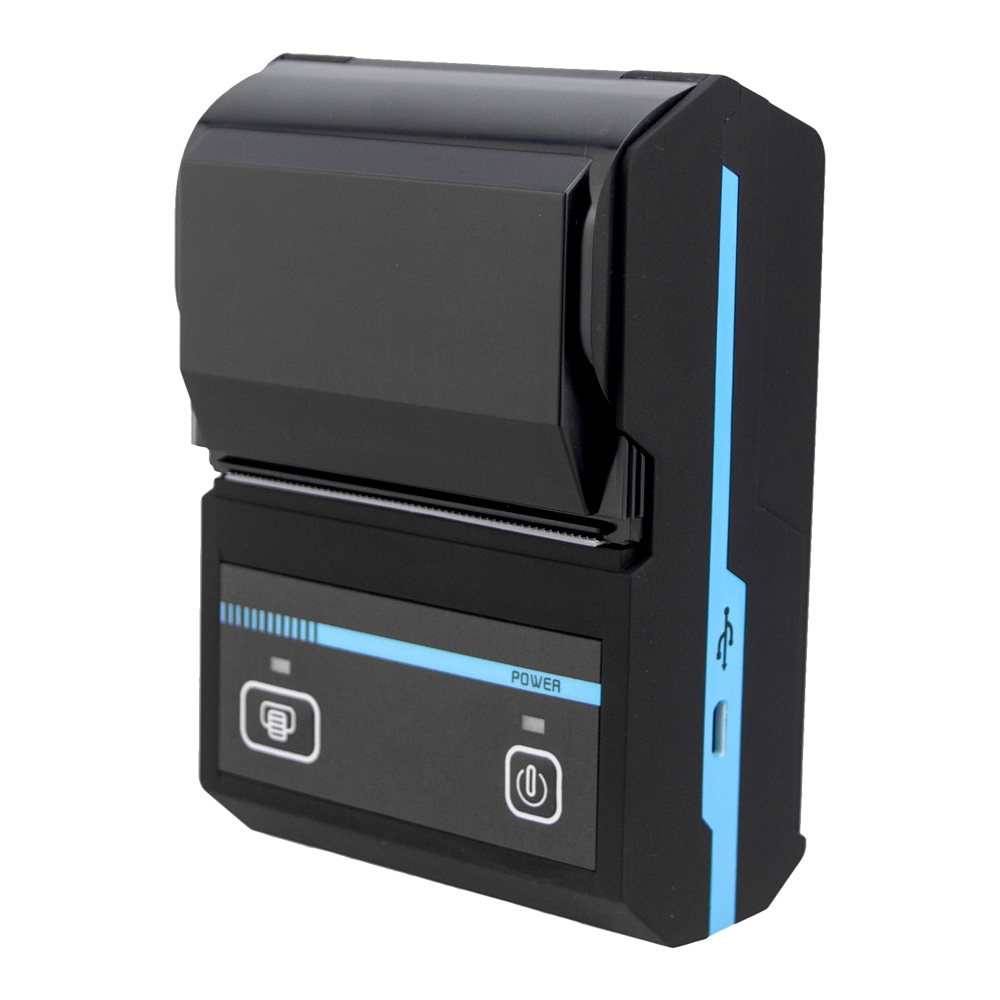 Watch now  Portable mm Bluetooth Thermal Printer Mobie