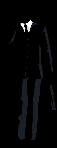 Businessman Silhouette Png Transparent Clip Art Image Silhouette Png Art Images Clip Art