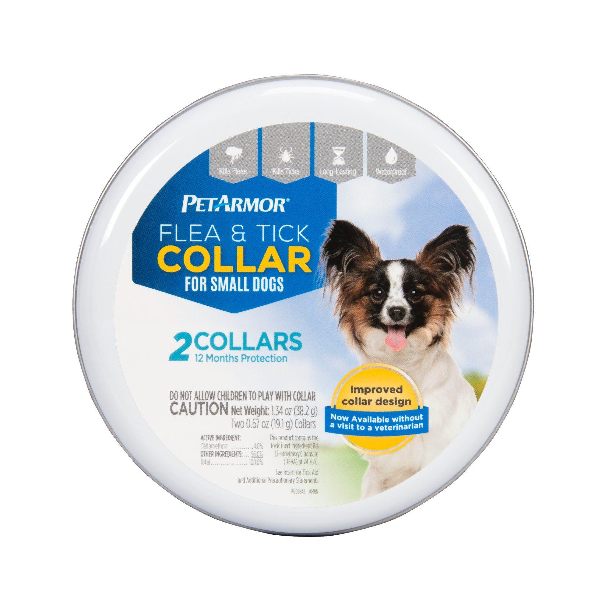 Petarmor Flea Tick Dog Collar Small Flea Tick Fleas Ticks On Dogs
