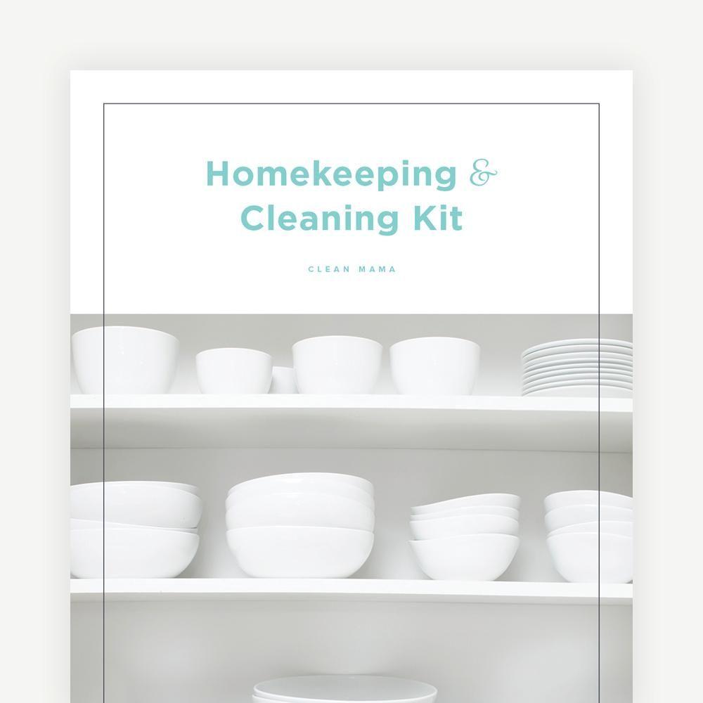 Homekeeping cleaning kit cleaning kit cleaning hacks