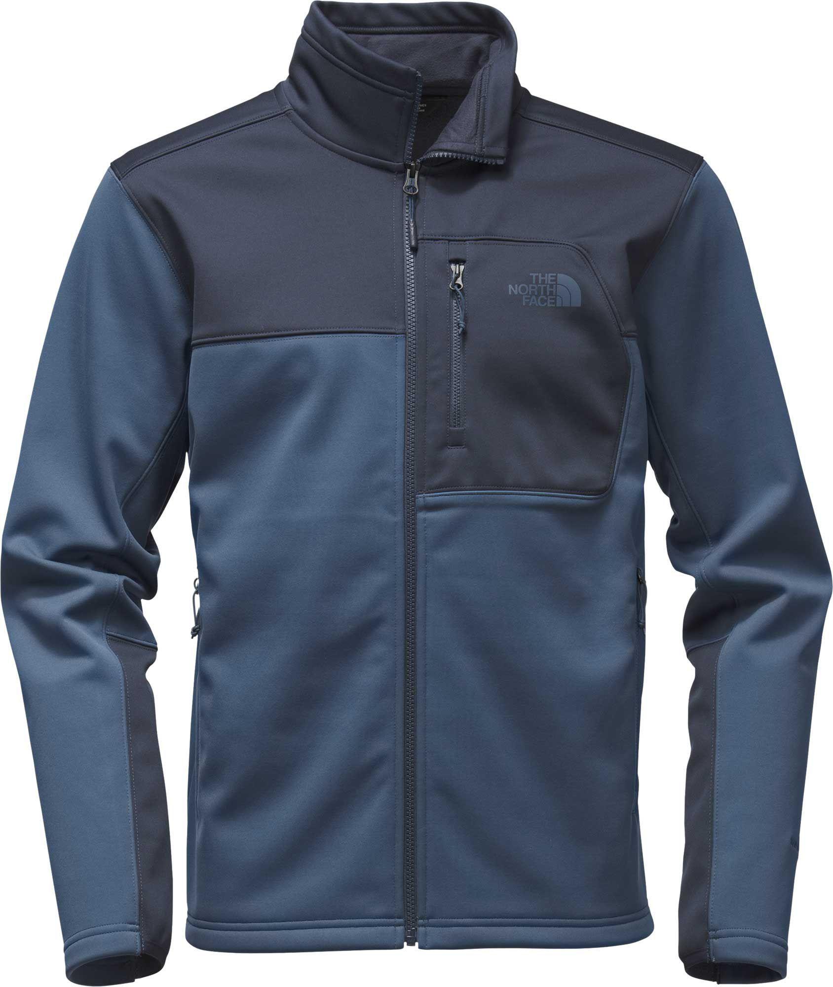 The North Face Men's Apex Risor Full Zip Jacket   Herremode