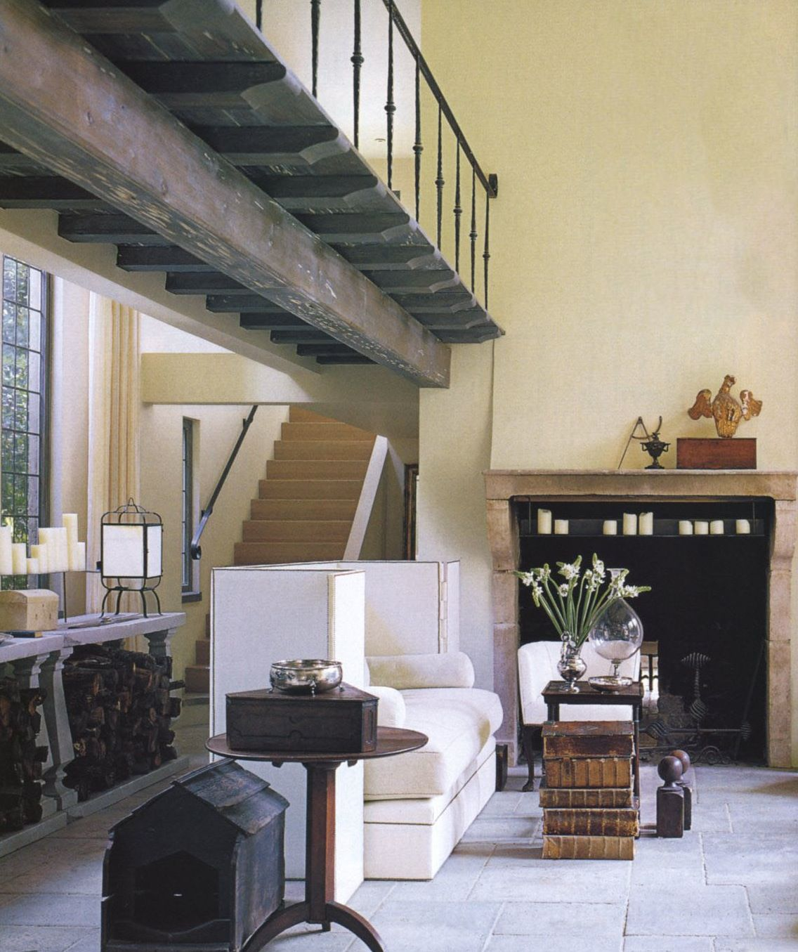 Kitchen Hearth Room Designs: RUSTIC WARMTH - BOBBY MCALPINE