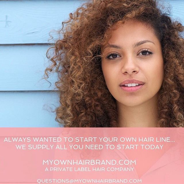 Start Your Own Hair Extensions Company With Myownhairbrand They