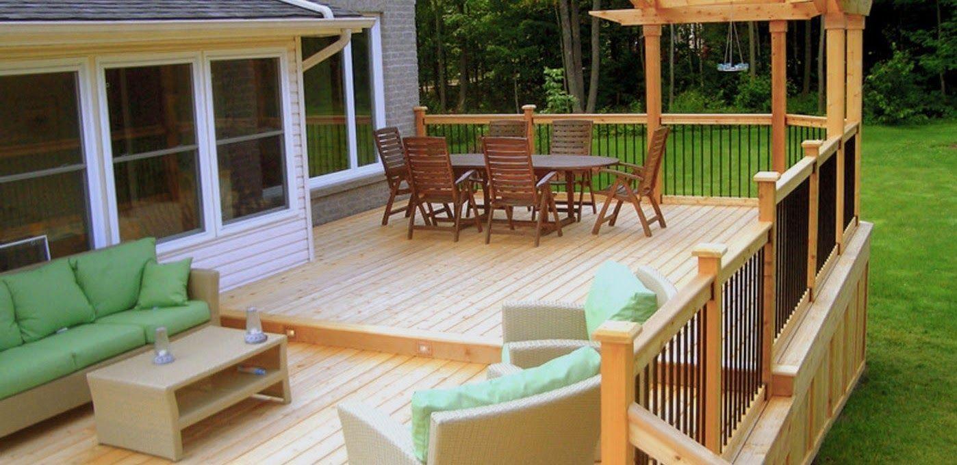 Decks For Small Backyards   Google Search
