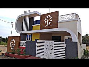 2BHK House for sale வீடு விற்பனைக்கு 1000 sqft East facing house veedu justinform