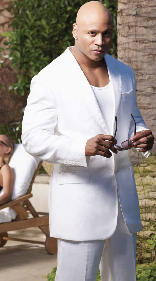 NCIS: LA\'s LL Cool J photographed by Cliff Lipson for Watch ...