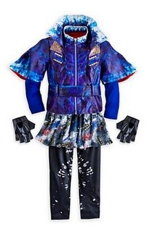 Brand New Descendants Evie Prestige Child Costume