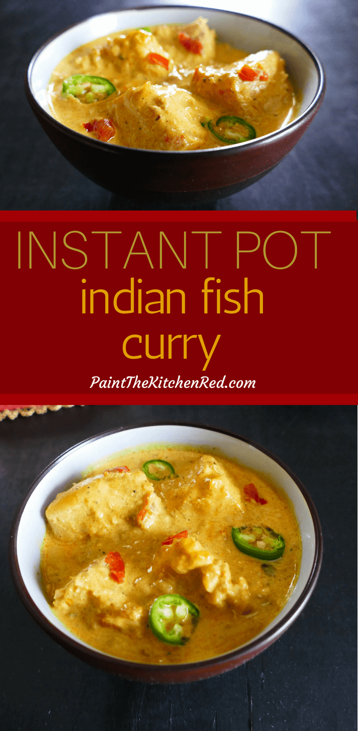 Instant Pot Indian Fish Curry images